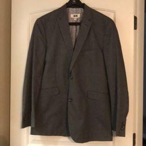 Joseph Abboud Sports Coat Gray XLT